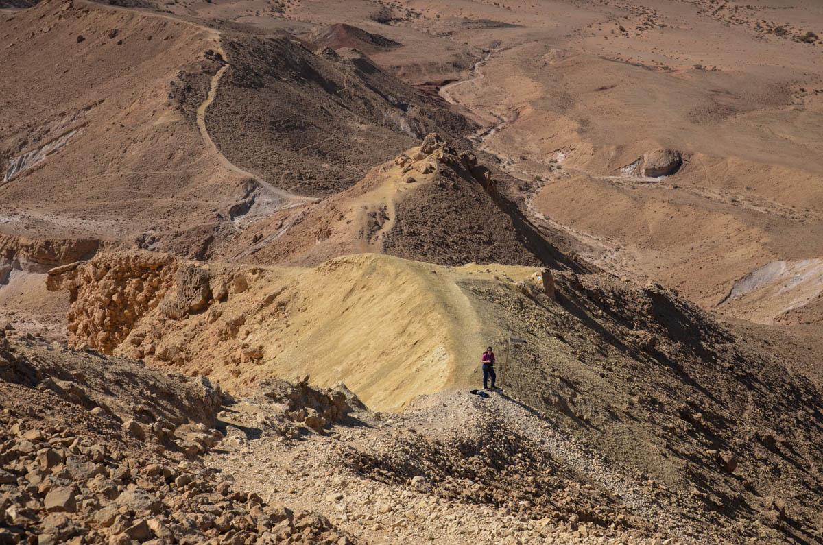 Maktesz Ramon – wokół góry Ardon