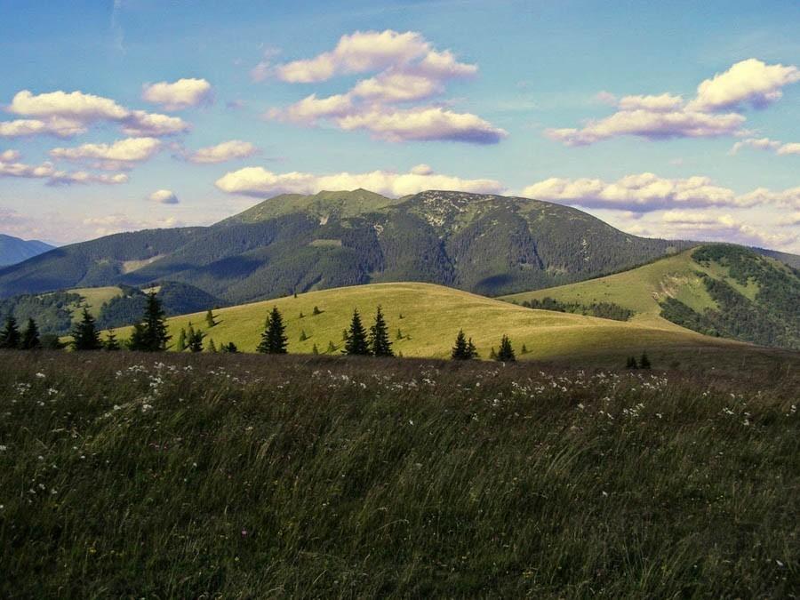 02 - Granią Tatr Niżnych: Donovaly - Hiadelskie Sedlo