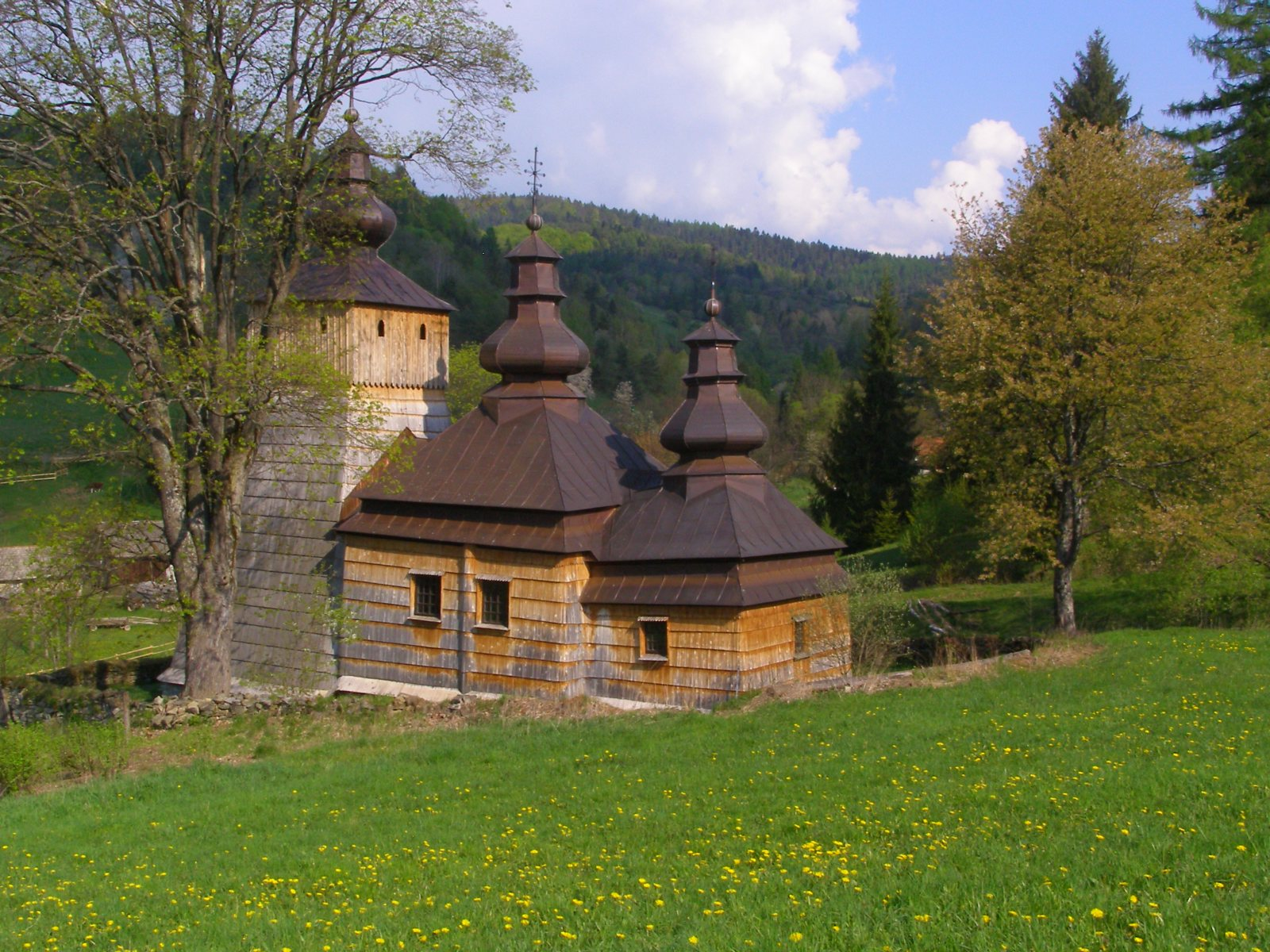 Góry Czerchowskie imajówkowa wyrypa – Mincol