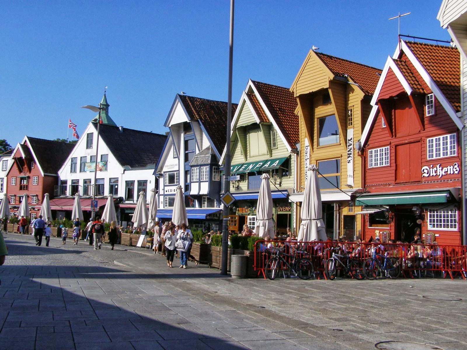 Norwegia – południe kraju iokolice Stavanger