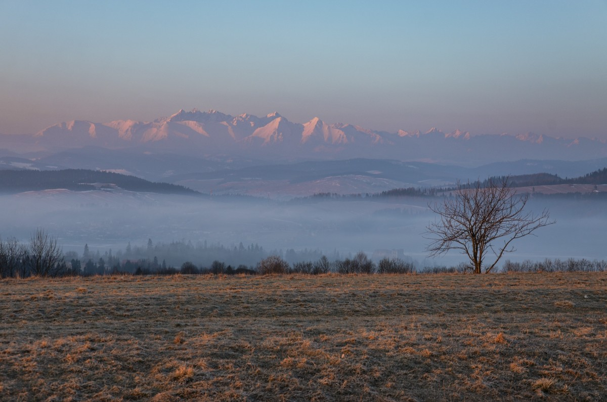 Przełęcz Snozka