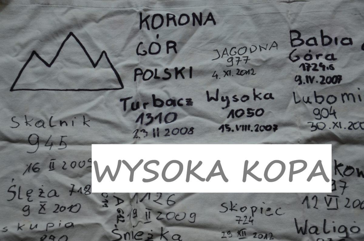 Wysoka Kopa