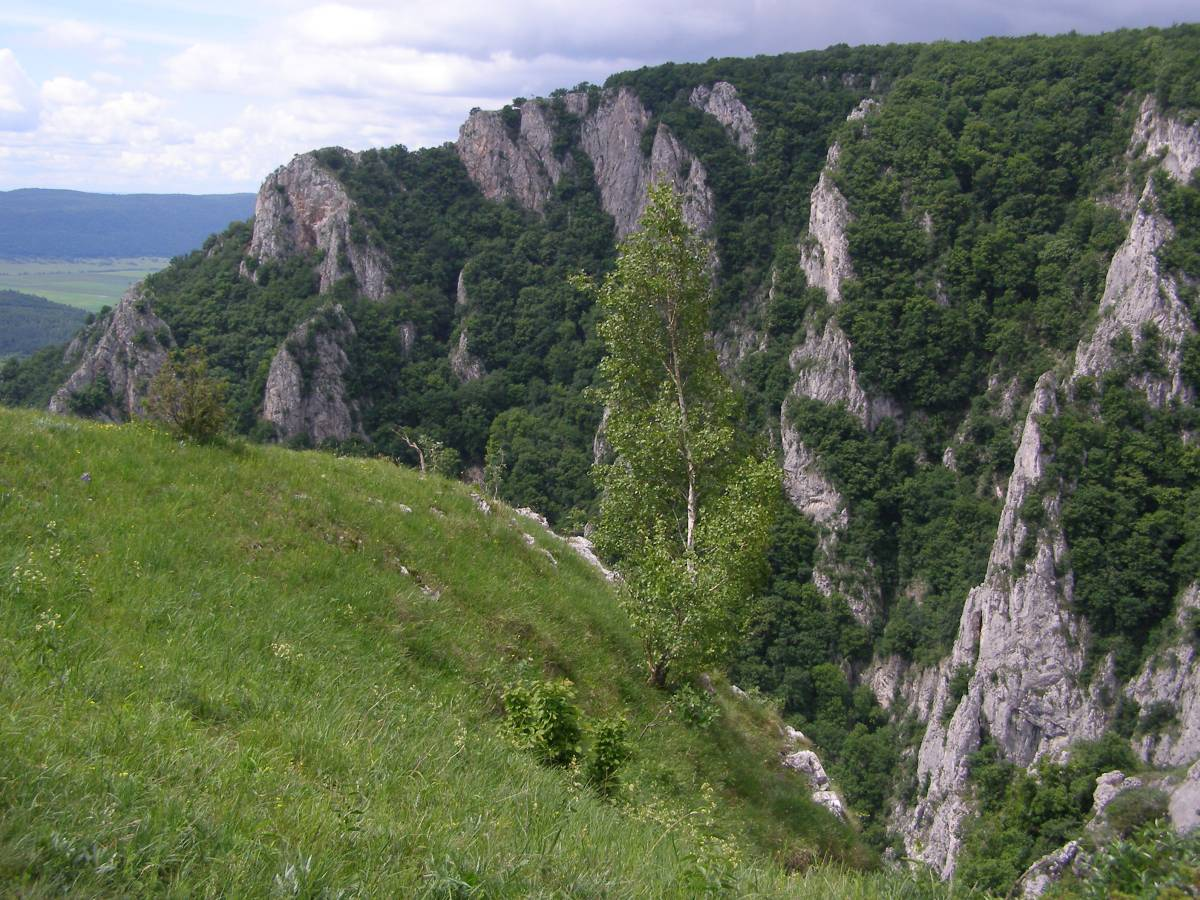 Zadielska dolina