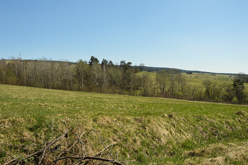 20 - Kamienne - wysiedlona wieś Pogórza Bukowskiego
