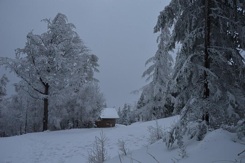 06 - Klimczok zBystrej. Piękna szara zima