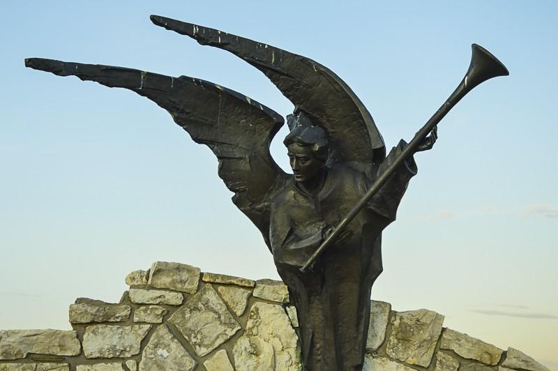29 - Matyska - Golgota Beskidów. Kontrowersyjnie iwidokowo
