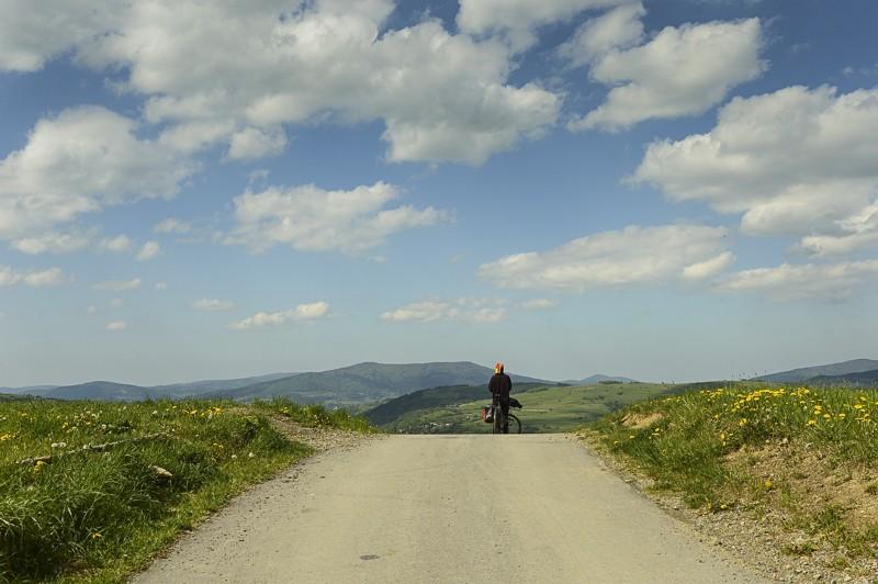 30 - Góra Chabówka. Widokowe szlaki wokolicach Rabki