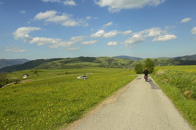 42 - Góra Chabówka. Widokowe szlaki wokolicach Rabki