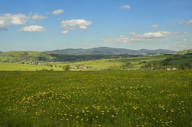 43 - Góra Chabówka. Widokowe szlaki wokolicach Rabki