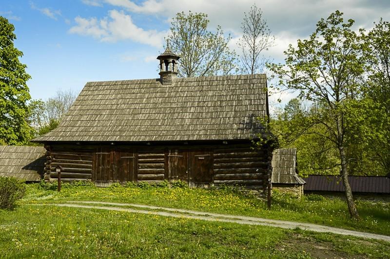 49 - Góra Chabówka. Widokowe szlaki wokolicach Rabki