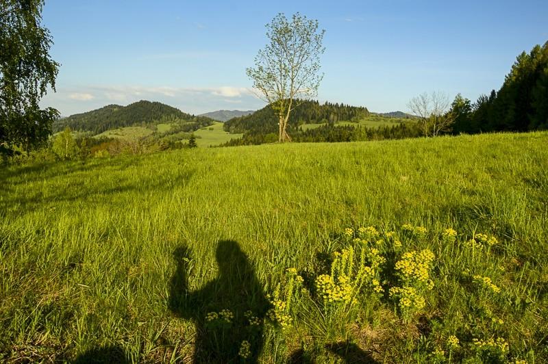 82 - Góra Chabówka. Widokowe szlaki wokolicach Rabki