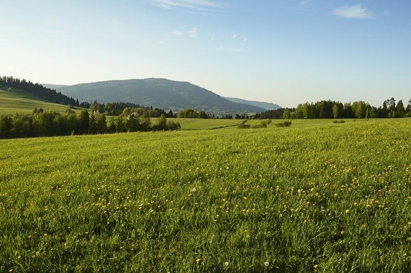 89 - Góra Chabówka. Widokowe szlaki wokolicach Rabki
