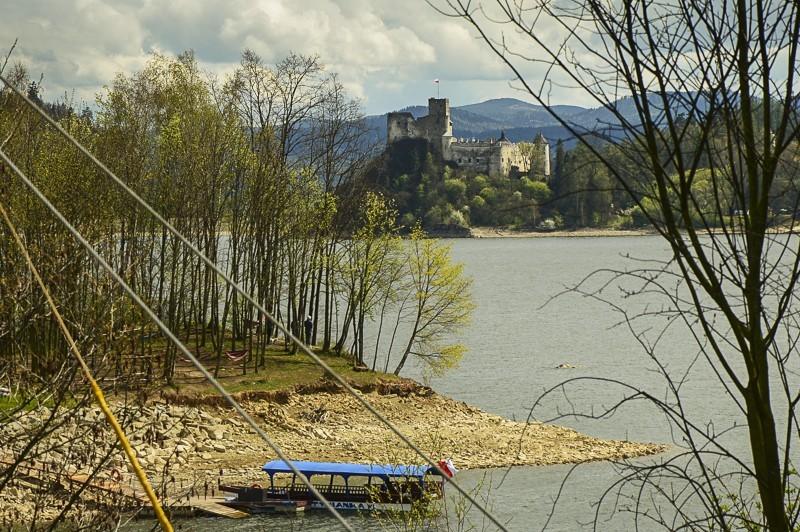 01 - Między zamkami. Velo Czorsztyn przezPrzełęcz Osice