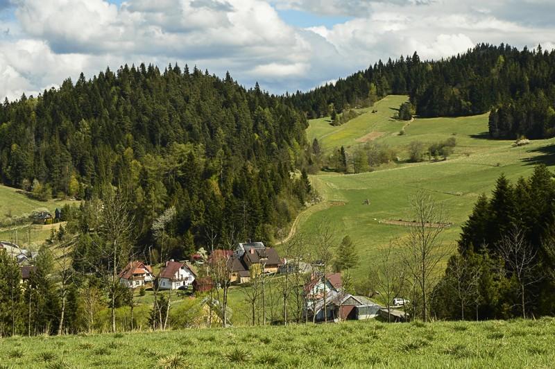 20 - Między zamkami. Velo Czorsztyn przezPrzełęcz Osice