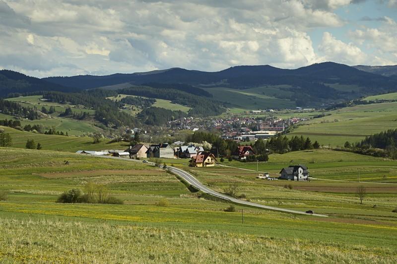 29 - Między zamkami. Velo Czorsztyn przezPrzełęcz Osice
