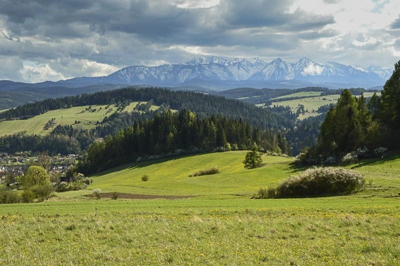 32 - Między zamkami. Velo Czorsztyn przezPrzełęcz Osice
