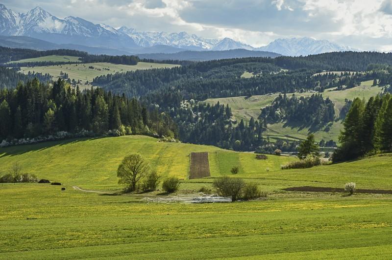 39 - Między zamkami. Velo Czorsztyn przezPrzełęcz Osice