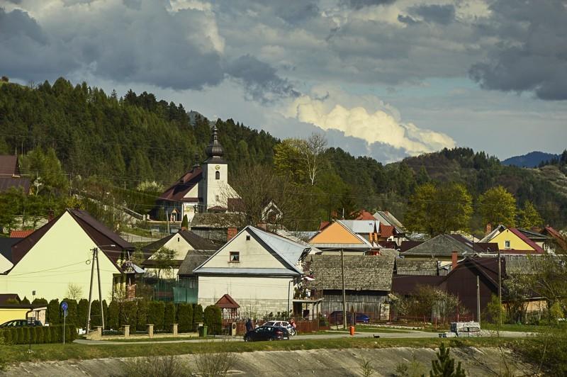 62 - Między zamkami. Velo Czorsztyn przezPrzełęcz Osice
