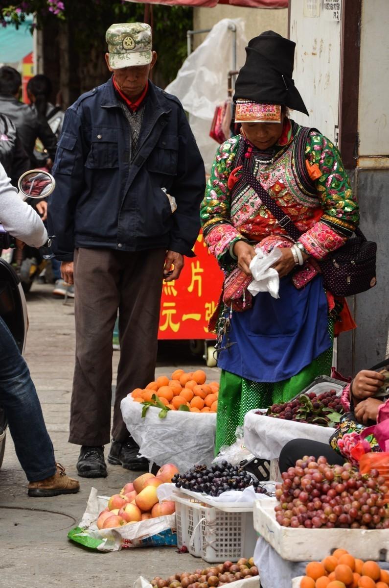 Chiny twarze