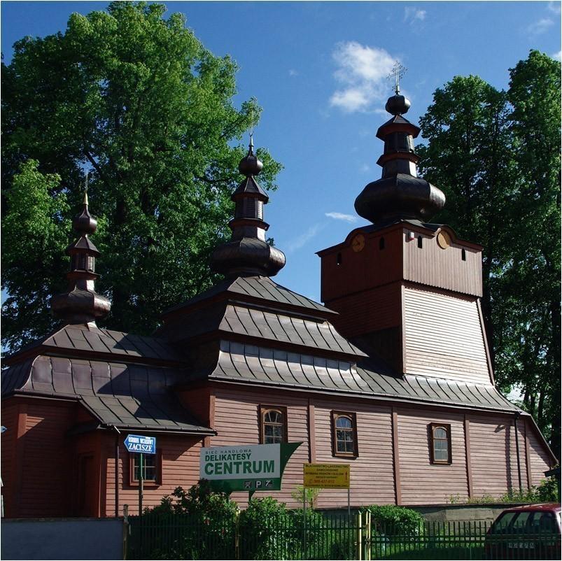 Cerkiew wWysowej